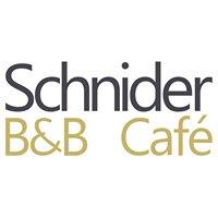 Schnider Bed&Breakfast und Café