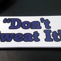 Don't Sweat It Toning Salon