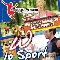 Poggio Ameno Sporting Club - palestra Montagnola
