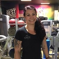 Keene For Fitness Trainer Stacey