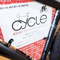 Cycle - Räder für Individualisten