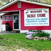 Weavers Tackle Store