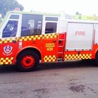 Hamlyn Terrace Fire Station