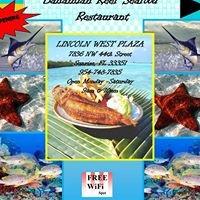 Bahamian Reef Seafood Restaurant