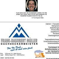 Frank-Dagobert Müller DWA GmbH & CO KG, Bochum Langendreer