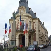 Hôtel de Ville de Trouville sur mer