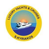 Luxury Yachts & Cruises
