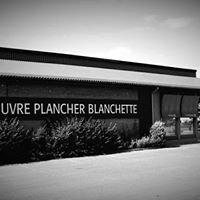 Couvre Plancher Blanchette