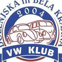 VW KLUB Dolenjska in Bela Krajina
