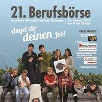 Berufsbörse der Wirtschaftsschule Kitzingen