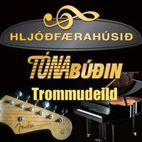 Hljóðfærahúsið-Tónabúðin trommudeild