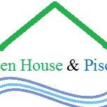 Green House & Piscine