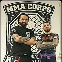 MMA Corps Ruhrpott