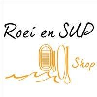 Roei en SUP shop