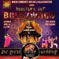 Naach Houston Inc. Bollywood dance & fitness