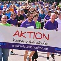 Lauf & Schenke - Benefizlauf zugunsten der Aktion Kindern Urlaub schenken