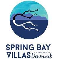 Spring Bay Villas - Ocean Beach - Denmark WA