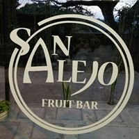 San Alejo Fruit Bar