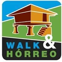 Walk & Hórreo