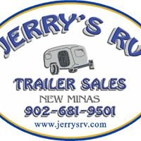 Jerry's RV Trailer Sales & Service LTD.