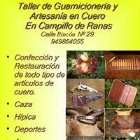 Taller de guarnicionería Campillo de Ranas