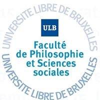 ULB-Faculté de Philosophie et Sciences sociales