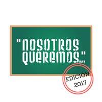 """Concurso """"Nosotros Queremos"""""""