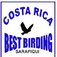 Costa RICA BEST Birding