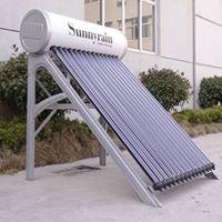 Solar Water Heater &Solar Collector_Sunnyrain Solar Energy.