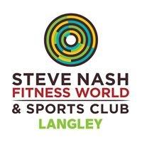 Steve Nash Fitness World Langley