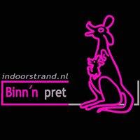 Indoorstrand Binn'npret Groningen