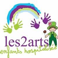 Association les 2 ARTS enfants hospitalisés