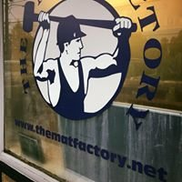 The Mat Factory Wrestling Club