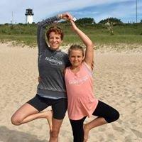 Chatham Lighthouse Beach Yoga