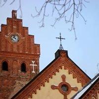 Svenska kyrkan i Torshälla Ruotsin kirkko Torshällassa