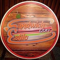 Sándwich con Estilo