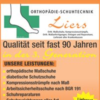 Ortopädie-Schuhtechnik Liers