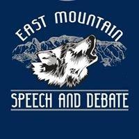East Mountain High School Speech and Debate