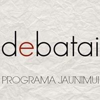 Lietuvos Debatų Centras - Educational Debate Centre Lithuania