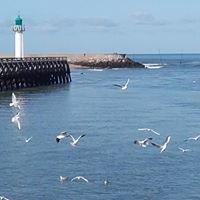 Trouville Beach (Locations de Vacances à Trouville sur Mer)