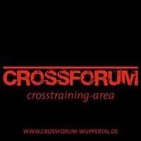 Crossforum Crosstraining Area Wuppertal