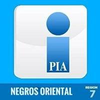 PIA Negros Oriental