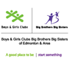 Boys & Girls Clubs Big Brothers Big Sisters of Edmonton & Area