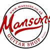 Mansons Guitar Shop