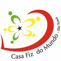 Casa Fiz do Mundo - São Tomé