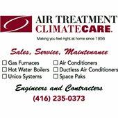 Air Treatment ClimateCare