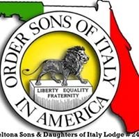 Sons of Italy Deltona Lodge # 2441