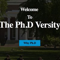 PHD Admissions in India