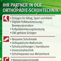 A.Haas Gesunde Schuhe & Orthopädie-Technik