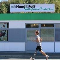 mit Hand & Fuß OrthopädieTechnik e.U.